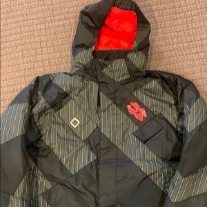 SPYDER sky jacket for boys size 12